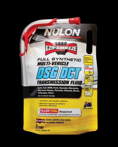 Full Synthetic Multi-Vehicle DSG/DCT Transmission Fluid